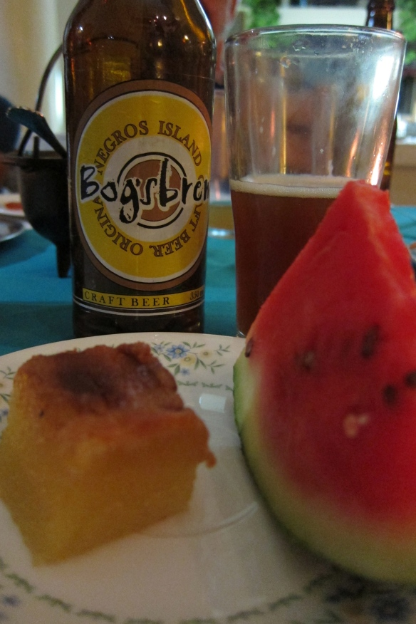 Bacolod City's very own Craft Brewery, Bogs Brew