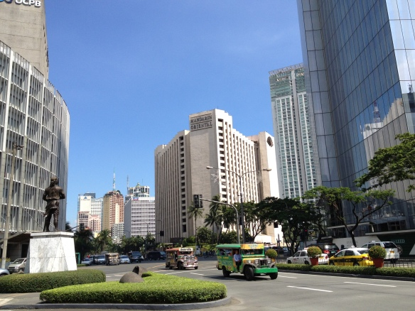 Makati Metro Manila, The Financial Hub of The Philippines